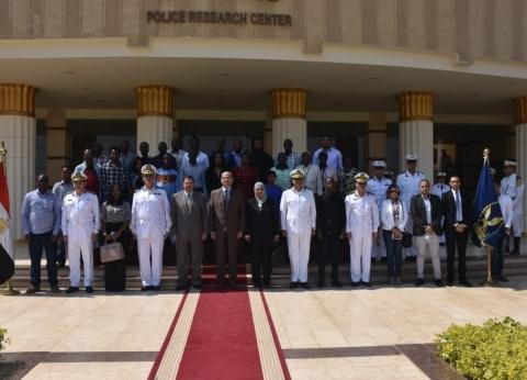 أكاديمية الشرطة ووزارة الداخلية يستقبلا وفدا من الإعلاميين الأفارقة