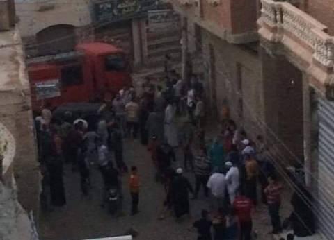 مصرع أمين شرطة في مشاجرة بين عائلتين بالأسلحة بالغربية