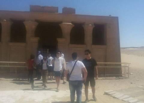 """""""الآثار الإسلامية"""" بالمنيا يطلق مبادرة رياضية لتنمية الثقافة الأثرية"""
