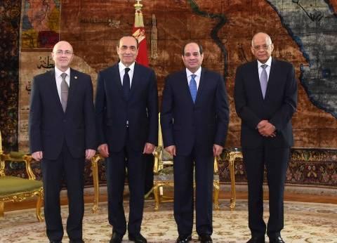 رئيس مجلس النواب المغربي يشيد بجهود مصر في مكافحة الإرهاب