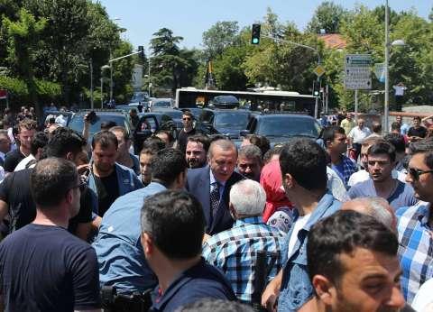 """""""الوطنية لحقوق الإنسان"""": انقلاب تركيا تمثيلية هزلية للإطاحة بمعارضي أردوغان"""