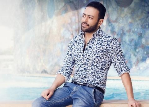 """تامر عاشور يتعاون مع نادر عبد الله في ألبومه الجديد بأغنية """"في بالي"""""""