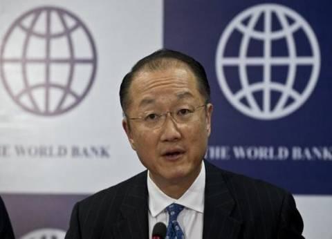 رئيس البنك الدولي: نعمل مع الدول المستضيفة للاجئين من أجل توفير فرص العمل
