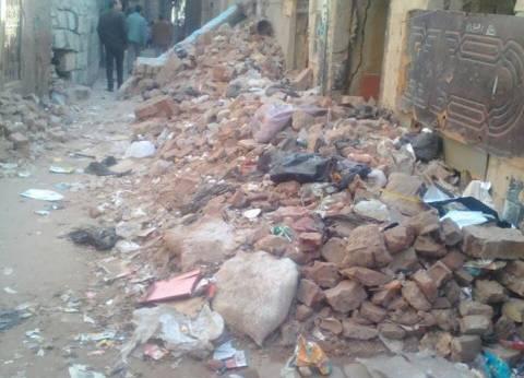 محافظة القاهرة: شكاوى من إشغالات المطرية وهدم عقارين بحدائق القبة