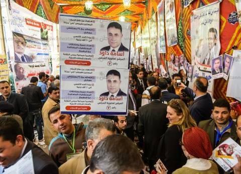 لجنة رقم 6 في انتخابات الصحفيين: عبد المحسن 137 صوتا.. وقلاش 71
