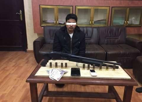القبض على 3 عاملين بحوزتهم مخدرات وسلاح آلي في حملة أمنية بالإسماعيلية