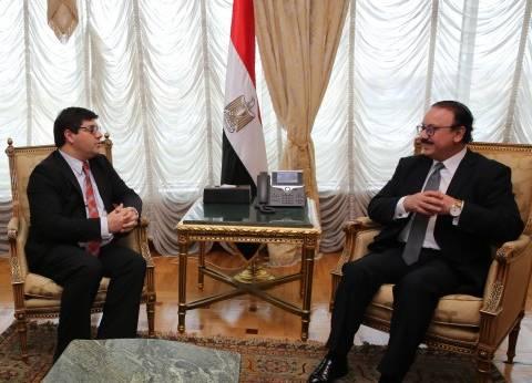 تعاون مصرى برتغالي في مجال الاتصالات وتكنولوجيا المعلومات