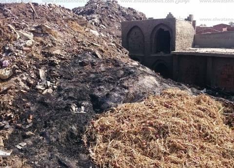 الدقهلية.. جبال القمامة تحاصر المدن والمحطات الوسيطة هى الحل الغائب