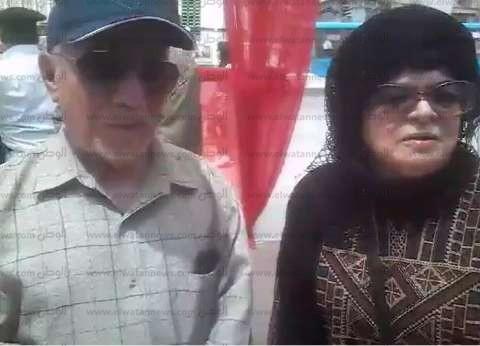 في ميدان الجيزة.. حضور كثيف لكبار السن والمغتربون يتصدرون المشهد