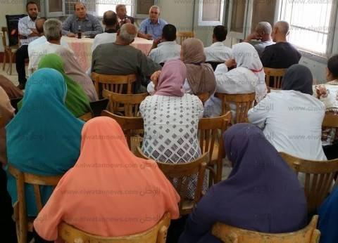 """""""30 يونيو ثورة الثقافة المصرية"""" ندوة تثقيفية في ديروط بأسيوط"""