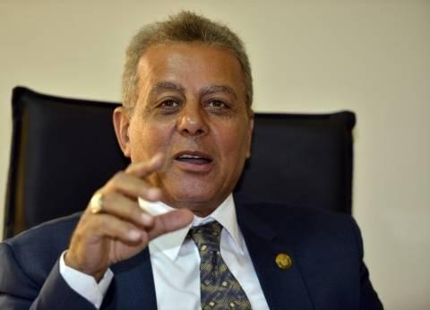 """""""برلماني"""" يطالب بإيقاف الفساد داخل هيئة السكك الحديد"""