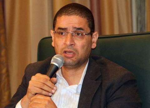 محمد أبو حامد يطالب بتحقيقات موسعة حول «حريق محطة مصر»