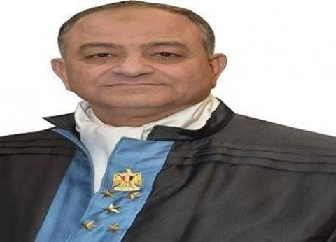 """صدور موسوعة """"الخدمة المدنية"""" لنائب رئيس المحكمة الدستورية العليا"""
