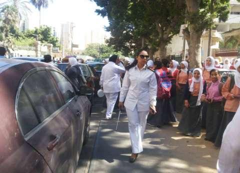 غدًا .. فريق مكافحة التحرش أمام مدرسة الخنساء الإعدادية بنات بالإسكندرية لمنع مضايقتهن
