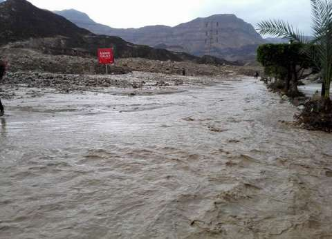 """""""الري"""": إعلان الطوارئ بالوزارة لاحتمالية سقوط أمطار الأيام المقبلة"""