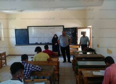 غدا.. بدء امتحانات الدور الثاني للشهادة الإعدادية في 97 لجنة في المنيا