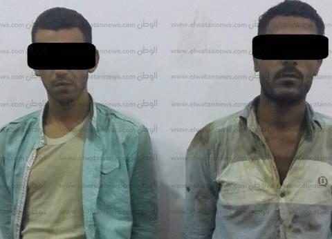 حبس عاطلين تخصصا في سرقة السيارات تحت تهديد السلاح بالفيوم