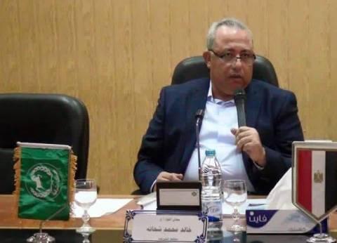 محافظ الشرقية يطلق اسم الشهيد أيمن محمود على مدرسة في الزقازيق