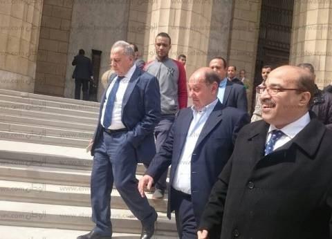 """براءة """"المغربي وجرانة"""": المحكمة لم تطمئن لما أُسند إليهما من مخالفات"""