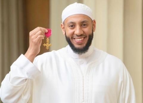 بريطانيا تمنح إمام مسجد quotوسام الإمبراطوريةquot.. اسمه quotمحمد محمودquot