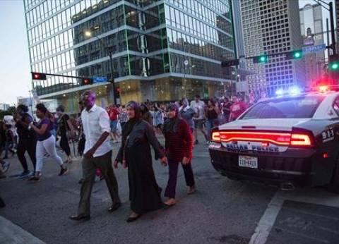 الأمن الداخلي: قاتل شرطيي دالاس مسلح واحد لا صلة له بأي تنظيم إرهابي