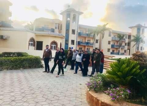 ارتفاع نسبة إشغال القرى السياحية إلى 90 %ببورسعيد في شم النسيم