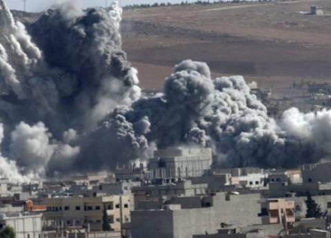 المرصد السوري: مقتل 22 مدنيا في غارات على درعا