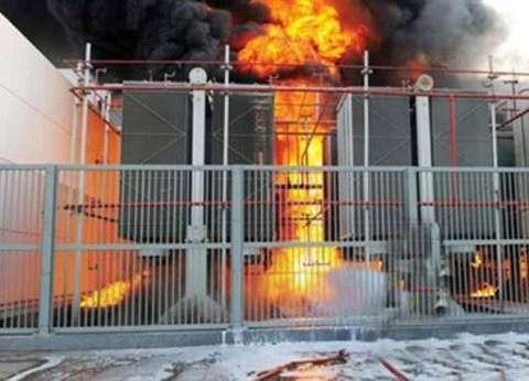 انفجار كابل كهرباء في حمام السباحة بسبب الأحمال الزائدة ببورسعيد