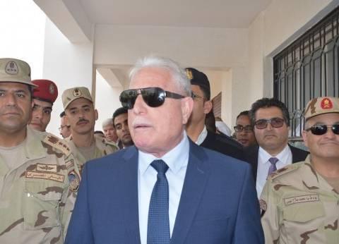 سيناء: إقبال حاشد.. و«حرحور»: قريباً نحتفل بنهاية الإرهاب