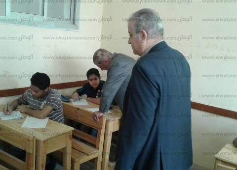 8 آلاف و408 طلاب يبدأون امتحانات الثانوية العامة بالإسماعيلية