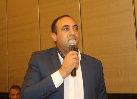 """عضو بـ""""المصريين الأحرار"""": السيسي يبني دولة عظيمة رغم الظروف"""