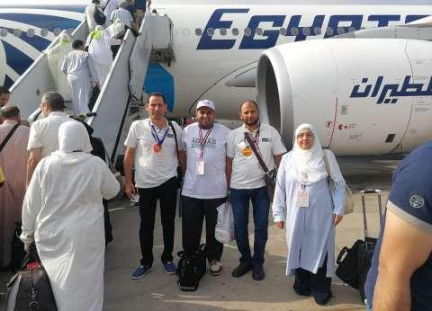 مصادر بمطار القاهرة: إجراءات طبية لسلامة الحجاج قبل السفر وبعد العودة