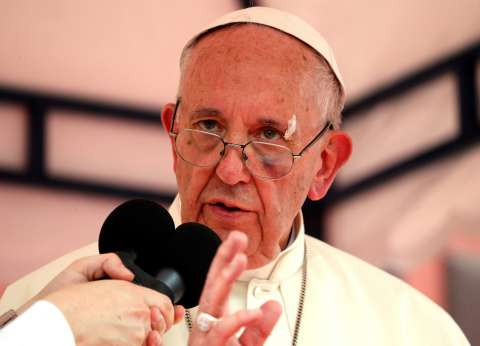 البابا فرانسيس يتوجه إلى تشيلي في زيارة جديدة لأمريكا اللاتينية