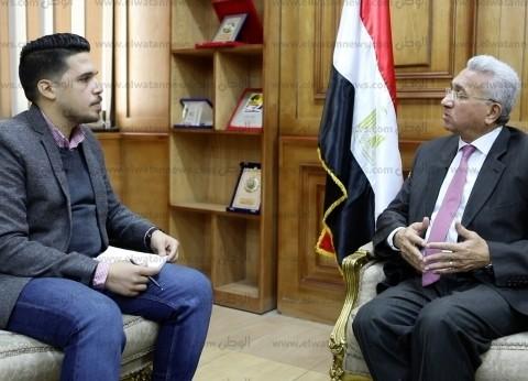 بالفيديو| مساعد وزير الخارجية الأسبق: تطوير الاتحاد الأفريقى والبنية التحتية وحل النزاعات هدف مصر الرئيسى