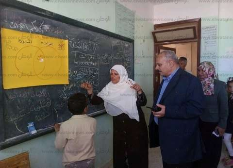 برنامج صيفي لتعليم القراءة والكتابة بالطريقة الصوتية في جنوب سيناء