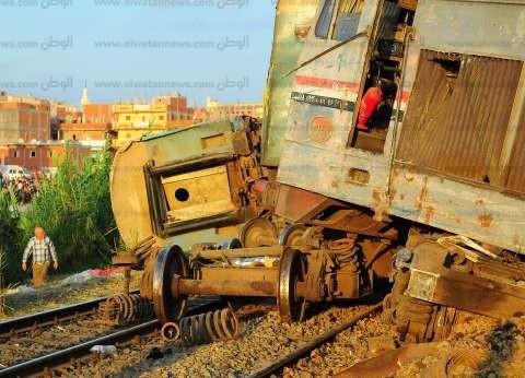 بالفيديو| استشاري نقل دولي: حادث قطاري الإسكندرية متعمد
