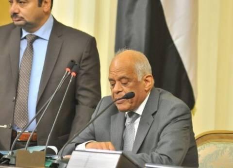 رئيس النواب يعتبر تصفيق النواب موافقة منهم على الثقة في الحكومة
