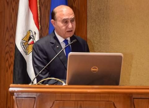 مهاب مميش: السيسي كلفنا بتوفير 100 سفينة صيد للشباب