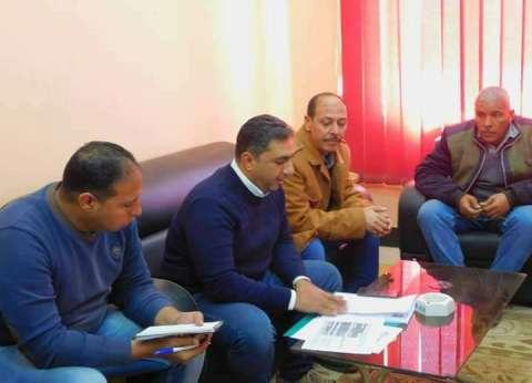 """بدء تنفيذ مشروع """"سكن كريم"""" لتوصيل الصرف الصحي لـ3 قرى بالمنيا"""