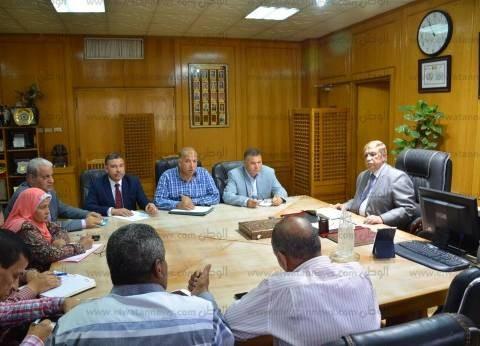 محافظ الإسماعيلية يوافق على دعم بنك قناة السويس لتطوير 3 مدارس