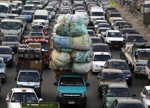 خبير طرق: منع سيارات النقل على الطريق الدائري نهارا يقلل من الحوادث