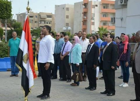 جامعة بورسعيد: العملية الشاملة بسيناء لضرب الإرهاب واستعادة الأمن