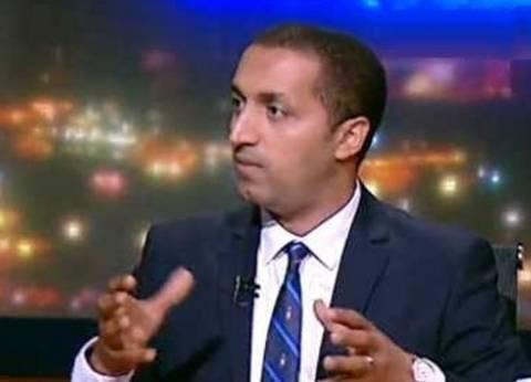 """مدير تحرير قسم الرياضة بـ""""الوطن"""" متحديا مرتضى منصور : إرفع علينا قضية"""