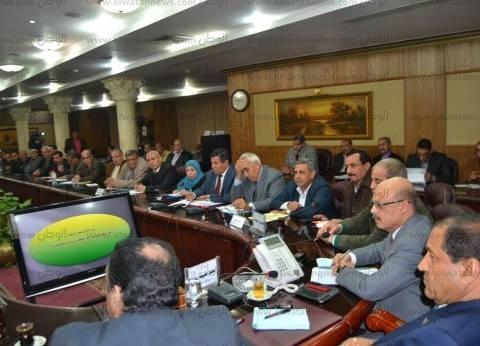 محافظ الغربية يوجه بإنهاء أعمال تطوير نفق ميدان الشون بالمحلة