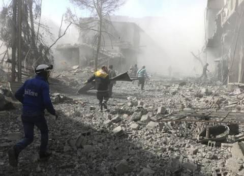 عاجل| المرصد السوري: المهجرون من حرستا في الغوطة الشرقية يصلون إدلب