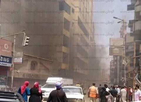مصدر أمني: السيطرة على حريق محدود في مستشفى العباسية