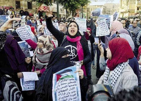 «القدس» توحّد المصريين بالداخل والخارج: «قضية العرب»