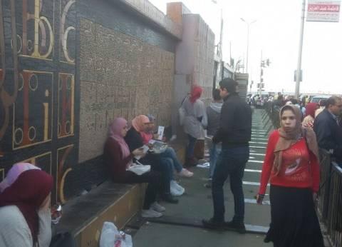 """""""المصريين الأحرار"""" بشوارع الإسكندرية للدعوة للمشاركة بالانتخابات"""