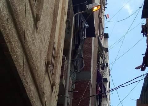 متابعة صيانة الكهرباء بحي شرق الإسكندرية