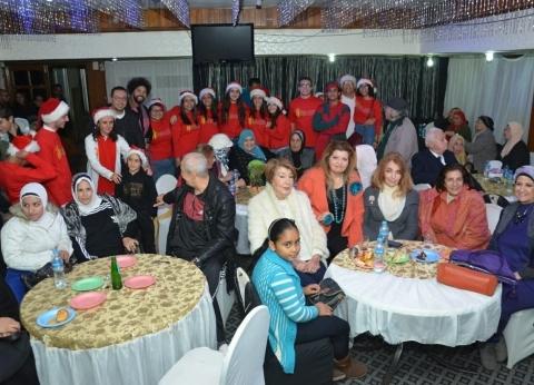 """كورال جمعية """"مصر الجديدة"""" يقدم احتفالية للمسنين بمناسبة العام الجديد"""